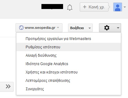 Webmaster Tools: www or non-www