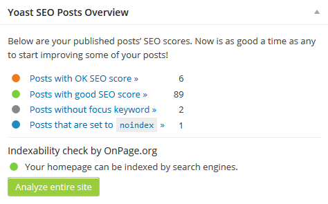 Yoast SEO 3.0 overview